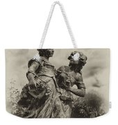 Sisters Weekender Tote Bag by Bill Cannon