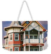 Sisters Panel Two Of Triptych Weekender Tote Bag
