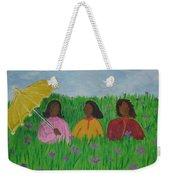 Sisters Talk Weekender Tote Bag
