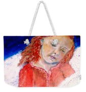 watching the Dreamers Weekender Tote Bag by J Bauer