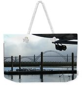 Sittin On The Dock Of The Bay 2300 Weekender Tote Bag