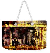 Sitting In Shade Weekender Tote Bag
