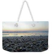 Sitting On The Beach Weekender Tote Bag