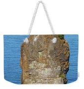 Siwash Rock By Stanley Park Weekender Tote Bag