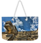 Six And A Half Steps From The Top Weekender Tote Bag