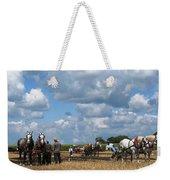 Six Horses Weekender Tote Bag