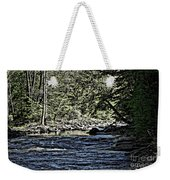 Six Mile Creek Ithaca Ny Weekender Tote Bag