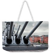 Six Pack Of Sixteens Weekender Tote Bag