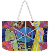 Six Phases Of The Eclipse Of The Heart Weekender Tote Bag