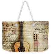 Six String Sages Weekender Tote Bag