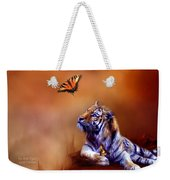 Six Wild Tigers Weekender Tote Bag