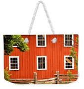 Six Windows Weekender Tote Bag