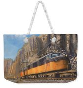 Sixteen Mile Canyon Weekender Tote Bag