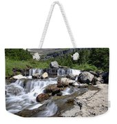 Siyeh Bend Going-to-the-sun Glacier National Park-5 Weekender Tote Bag
