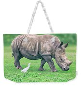 Size Doesn't Matter  Weekender Tote Bag