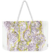 Size Exclusion Chromatography Weekender Tote Bag
