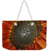 Sizzling Hot Sun Flower Weekender Tote Bag