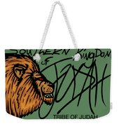 Sk Of Judah Weekender Tote Bag