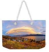 Skaha Sunset Weekender Tote Bag