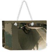 Skate Weekender Tote Bag