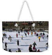 Skating Weekender Tote Bag