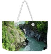 Bulkley River Canyon Weekender Tote Bag
