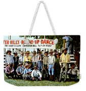 Skeeter Bill's Round Up Weekender Tote Bag