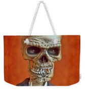 Skeleton Man Weekender Tote Bag