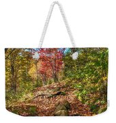 Skeleton Of Graveyard Fields Weekender Tote Bag