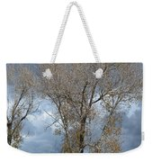 Skeleton Trees Weekender Tote Bag