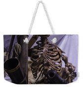 Skeleton With Bow Canon Weekender Tote Bag