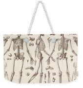 Skeletons Weekender Tote Bag
