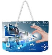Skginfosolutions-web Design And Development Weekender Tote Bag