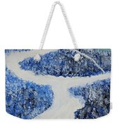 Ski Dream Weekender Tote Bag