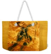 Ski Lady - Tile Weekender Tote Bag