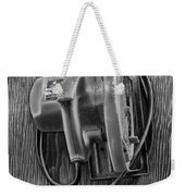 Skilsaw Top Weekender Tote Bag