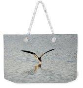 Skimmer Skimming Weekender Tote Bag
