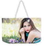 Skin Care Weekender Tote Bag