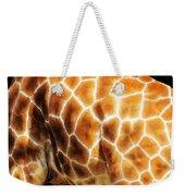 Skin Deep - Buy Giraffe Art Prints Weekender Tote Bag