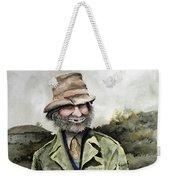 Skinny Benny Weekender Tote Bag