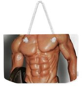 Skinny To Muscle Workout Information For Hardgainers Weekender Tote Bag