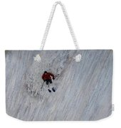 Skitilthend Weekender Tote Bag by Michael Cuozzo