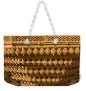 Skn 1323 Endearing Carvings Weekender Tote Bag