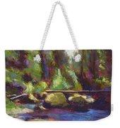 Skokomish River Weekender Tote Bag