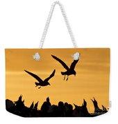 Skuas And Penguins Weekender Tote Bag