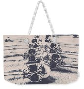Skull Fashion Accessories  Weekender Tote Bag