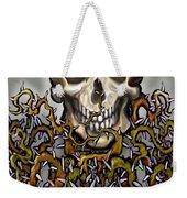 Skull N Thorns Weekender Tote Bag