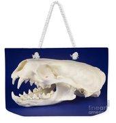 Skull Of A River Otter Weekender Tote Bag
