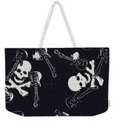 Skull Rockers Art Weekender Tote Bag