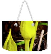Skunk Cabbage Weekender Tote Bag